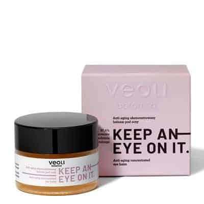 Anti-aging skoncentrowany balsam pod oczy KEEP AN EYE ON IT 15ml Veoli Botanica