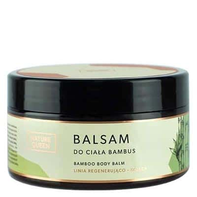 Balsam do Ciała Bambus 200ml Nature Queen