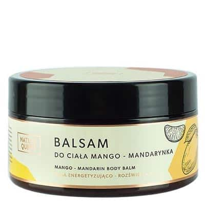 Balsam do Ciała Mango Mandarynka 200ml Nature Queen