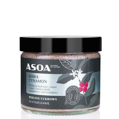 Peeling Kawowo-cukrowy 250ml ASOA