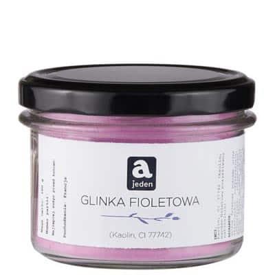 Glinka Fioletowa 100g Ajeden