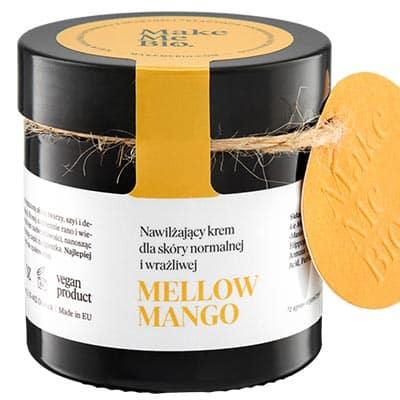 Mellow Mango – Nawilżający Krem dla Skóry Normalnej i Wrażliwej 60ml Make Me Bio