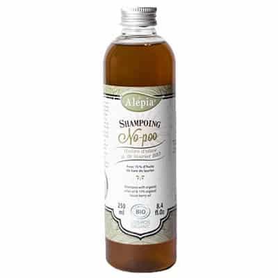 Szampon do włosów przeciwłupieżowy z olejem laurowym 40% 250ml Alepia