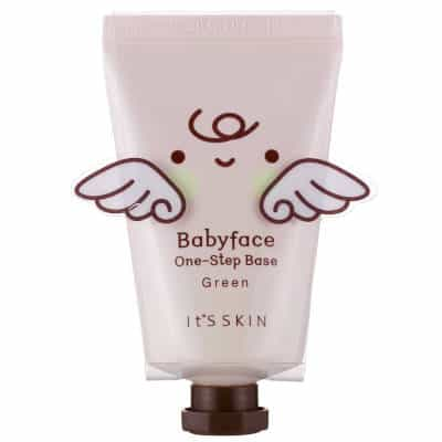 Babyface One-Step Base Green Baza pod makijaż 35g It's Skin