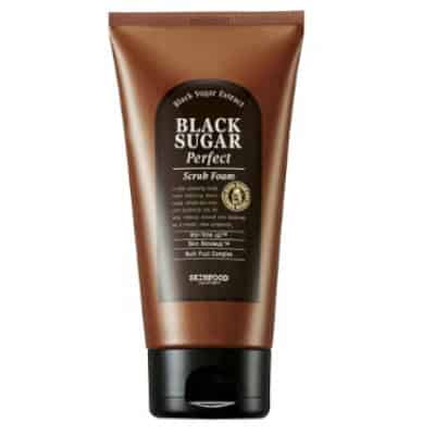 Black Sugar Perfect Scrub Foam Pianka do twarzy 180g It's Skin
