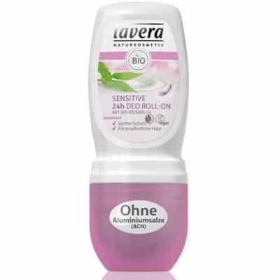 Dezodorant roll-on SENSISTIV Do skóry wrażliwej 50ml LAVERA