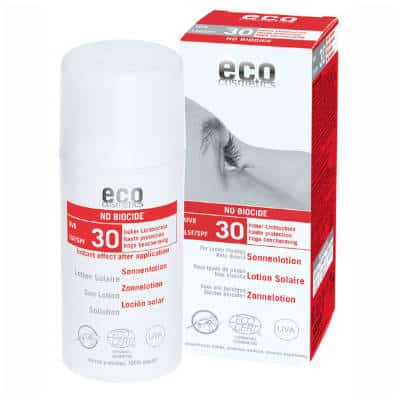 Emulsja SPF 30 słońce i komary 100ml Eco Cosmetics