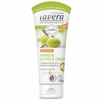 Krem do rąk i skórek z bio-oliwą z oliwek i rumiankiem 75ml LAVERA