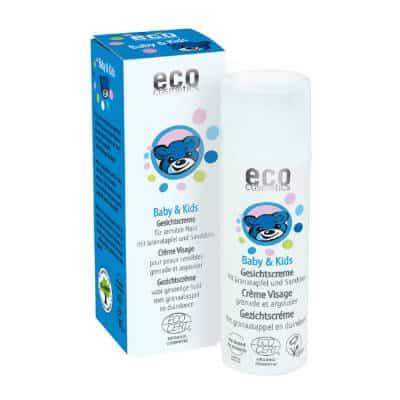 Krem do twarzy dla dzieci i niemowląt 50ml Eco Cosmetics