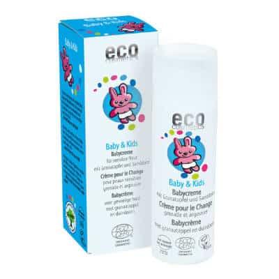 Krem pod pieluszkę dla dzieci i niemowląt 50ml Eco Cosmetics