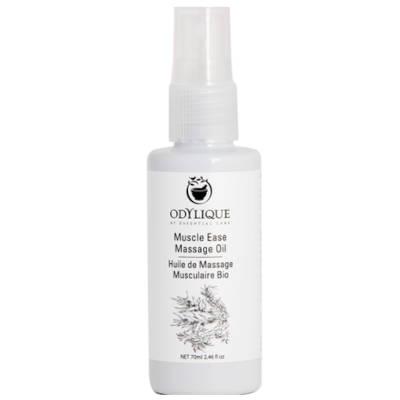 Odylique by Essential Care organiczny regenerujący olejek do masażu zmęczonych mięśni 70ml