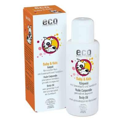 Olejek do ciała dla dzieci i niemowląt 100ml Eco Cosmetics