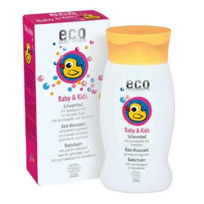 Płyn do kąpieli dla dzieci i niemowląt 200ml Eco Cosmetics