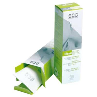 Clean–mleczko łagodnie oczyszczające do twarzy 3w1 125ml Eco Cosmetics