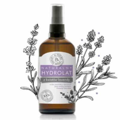 Hydrolat woda z Kwiatów Lawendy 100ml E-Fiore