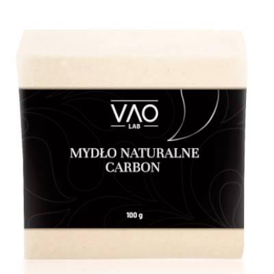 Mydło naturalne Carbon 100g Vaolab