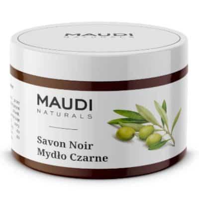 Mydło czarne tradycyjne 200g Maudi Naturals
