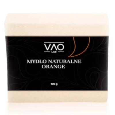 Mydło naturalne Orange 100g Vaolab