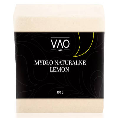 Mydło naturalne Lemon 100g Vaolab
