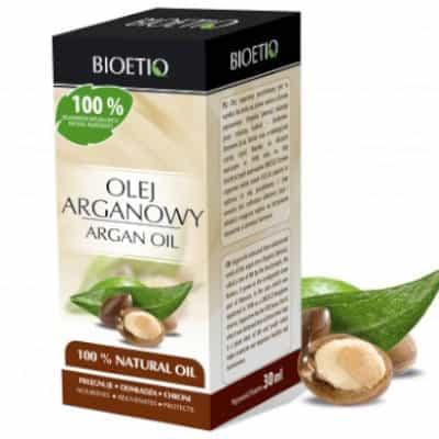 Olej arganowy 30ml Bioetiq
