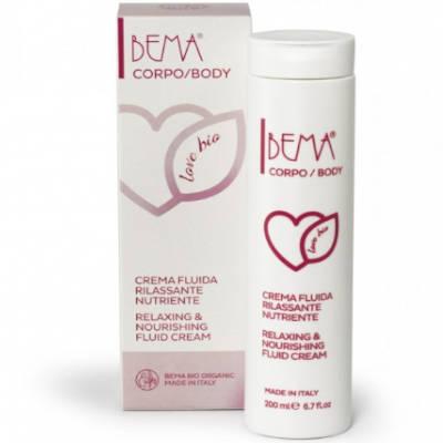 Balsam Relaksujący i odżywczy 200ml Bema Love bio