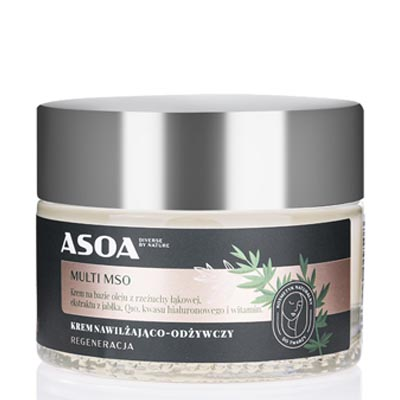 Krem – Multi MSO 50ml ASOA