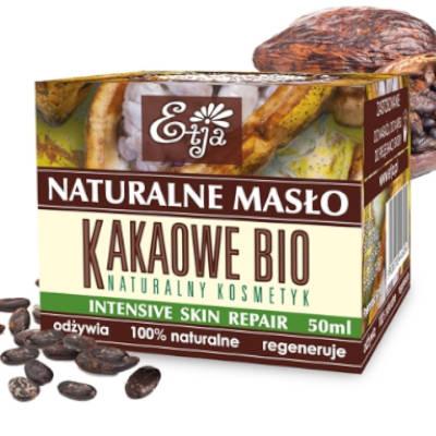 Masło Kakaowe 50ml Etja