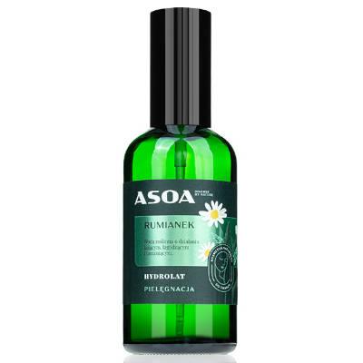 Hydrolat rumiankowy 100ml Asoa