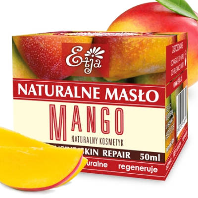Masło Mango 50ml Etja