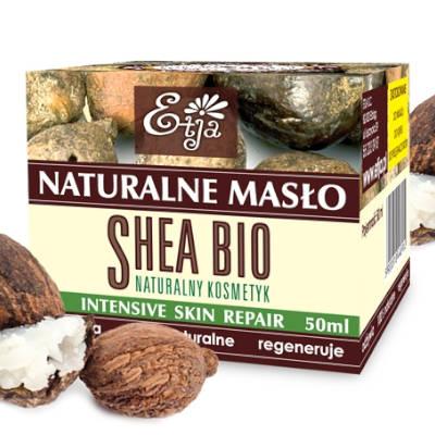 Masło Shea BIO 50ml Etja