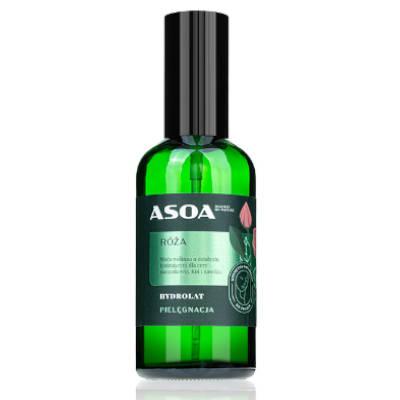 Hydrolat różany 100ml Asoa