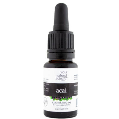 Acai olej 100% 10ml Your Natural Side