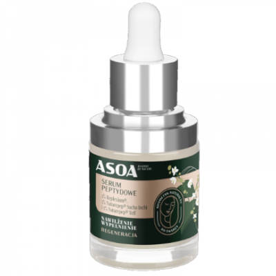 Serum peptydowe 30ml Asoa