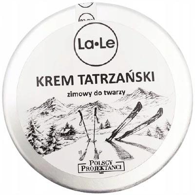 Krem Tatrzański – zimowy krem do twarzy 100ml La-Le