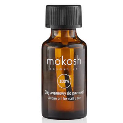 Olej arganowy do paznokci 10ml Mokosh
